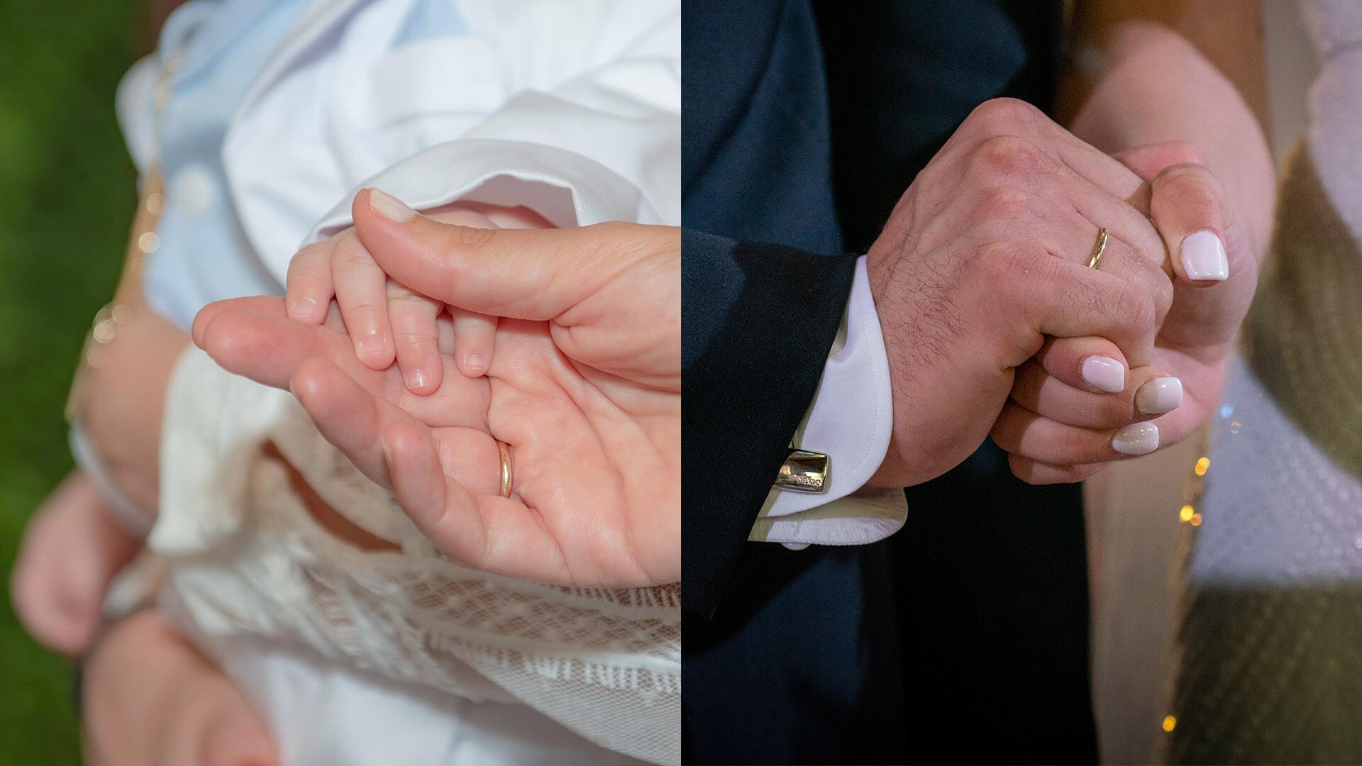 Baptism & Wedding